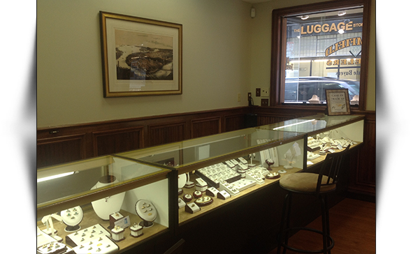 gold jewelry stores boston